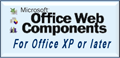 Get Microsoft Office Web Component for Office XP